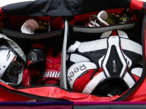 Hockey equipment cleaning services Toronto GTA